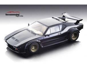 Tecnomodel TMD18105C DE TOMASO PANTERA GT5 1982 GLOSS BLACK 1:18 Modellino