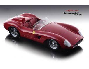 Tecnomodel TMD1851A FERRARI 500 TRC 1957 PRESS VERSION RED 1:18 Modellino