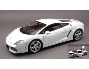 Welly WE0330W LAMBORGHINI GALLARDO LP 560 2009 WHITE 1:18 Modellino
