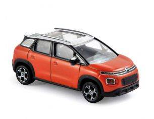 Norev NV310807 CITROEN C3 AIRCROSS 2017 ORANGE & WHITE 1:64 Modellino