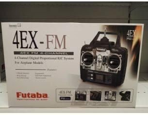 FUTABA 4EX-R1114F MICRO FM4 RADIOCOMANDO