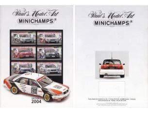 Minichamps PMCAT2004-2 CATALOGO MINICHAMPS 2004 EDITION 2 PAG. 27 Modellino