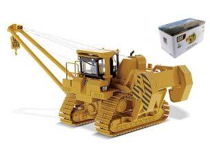 Diecast Master DM85272 POSATUBI CAT 587T PIPELAYER 1:50 Modellino