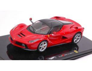Hot Wheels HWBCT83 FERRARI LA FERRARI 2013 RED 1:43 Modellino