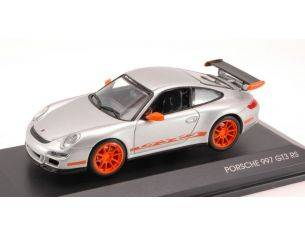 Hot Wheels LDC43204GR PORSCHE 997 GT 3 RS 2006 GREEN 1:43 Modellino