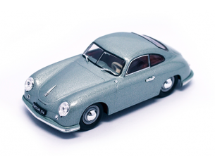 Hot Wheels LDC43217BL PORSCHE 356 1956 BLUE MET.1:43 Modellino