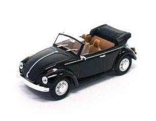 Hot Wheels LDC43220BK VW BEETLE CABRIO 1972 BLACK 1:43 Modellino