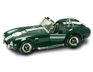 Hot Wheels LDC92058GR SHELBY COBRA 427 SC 1964 METALLIC GREEN 1:18 Modellino