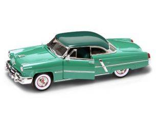 Hot Wheels LDC92808GR LINCOLN CAPRI 1952 GREEN 1:18 Modellino