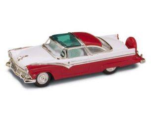 Hot Wheels LDC94202R FORD CROWN VICTORIA 1955  RED/WHITE 1:43 Modellino