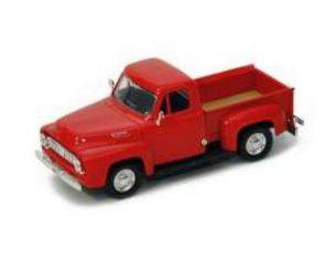 Hot Wheels LDC94204R FORD PICK UP F 100 1953 RED 1:43 Modellino