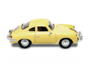Hot Wheels LDC94220CR PORSCHE 356 1956 LIGHT YELLOW 1:43 Modellino