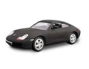 Hot Wheels LDC94221MBK PORSCHE 911 (996) CARRERA 2 1998 MATT BLACK 1:43 Modellino