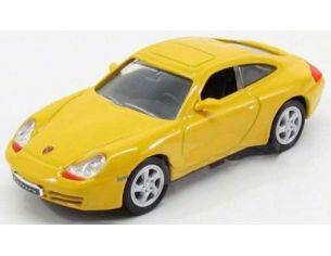 Hot Wheels LDC94221Y PORSCHE 911 (996) CARRERA 2 1998 YELLOW 1:43 Modellino