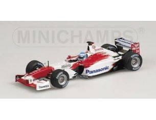 Minichamps PM400020024 TOYOTA PANASONIC M.SALO'02 1:43 Modellino