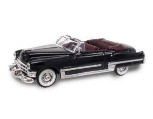Hot Wheels LDC94223BK CADILLAC COUPE' DEVILLE 1949 METALLIC BLACK 1:43 Modellino