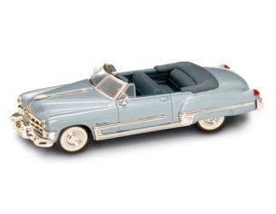 Hot Wheels LDC94223BL CADILLAC COUPE' DEVILLE 1949 METALLIC BLUE 1:43 Modellino
