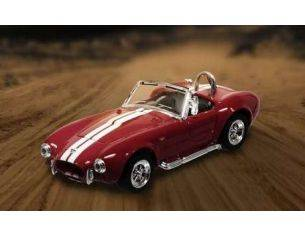 Hot Wheels LDC94227R SHELBY COBRA 427 S/C 1964 RED 1:43 Modellino