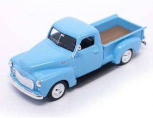 Hot Wheels LDC94255LB GMC PICK UP 1950 LIGHT BLUE 1:43 Modellino
