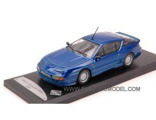 Solido SL143209 ALPINE A 610 1991 BLUE 1:43 Modellino