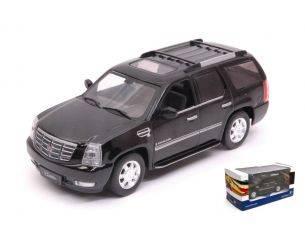 Solido SL4400100 CADILLAC ESCALADE 2003 BLACK 1:43 Modellino