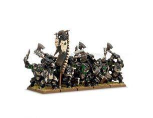 copy of Games Workshop Warhammer 81-08 BRANCO DI UOMINI BESTIA GOR Personaggi Citadel