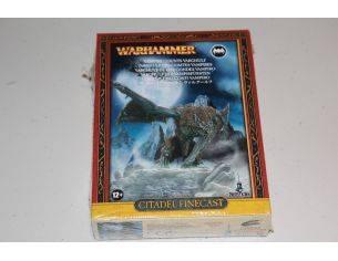 Games Workshop Warhammer 91-40 VARGHULF DEI CONTI VAMPIRO Personaggi Citadel
