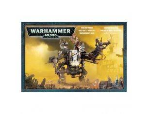 Games Workshop Warhammer 50-14 SCATOLA DI MORTE DEGLI ORKI Personaggi Citadel