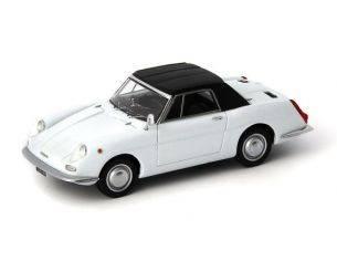 Autocult ATC02002 AUTOBIANCHI STELLINA 1964 LIGHT BLUE 1:43 Modellino
