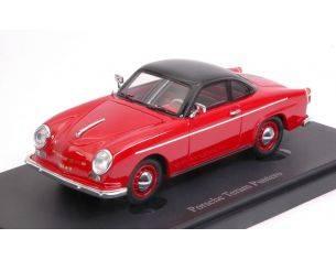 Autocult ATC02014 PORSCHE TERAM PUNTERO 1958 RED/BLACK 1:43 Modellino