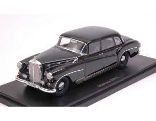 Autocult ATC06016 MAYBACH SW42 1957 BLACK 1:43 Modellino