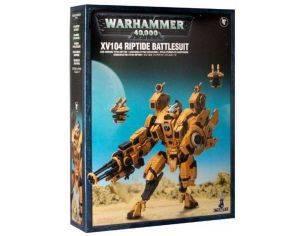 Games Workshop Warhammer 56-13 TAU EMPIRE XV104 RIPTIDE BUTTLESUIT Citadel