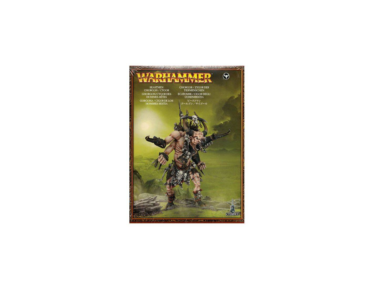 Games Workshop Warhammer 81-15 UOMINIBESTIA Citadel