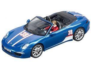 Cararama Motorama CAR27550 PORSCHE 911 CARRERA S CABRIOLET N.38 1:32 Modellino