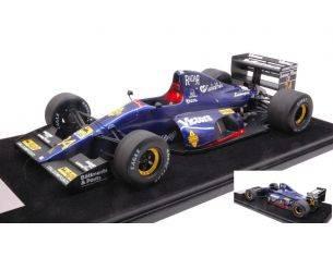 Looksmart LS18LF01 LAMBORGHINI 291 F1 N.LARINI 1991 N.34 17th US GP 1:18 Modellino