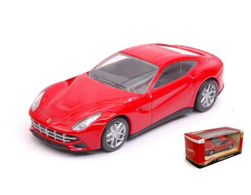 Hot Wheels HWBCJ79 FERRARI F12 BERLINETTA RED 1:43 Modellino