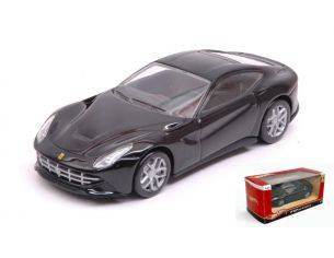 Hot Wheels HWBCJ80 FERRARI F12 BERLINETTA BLACK 1:43 Modellino