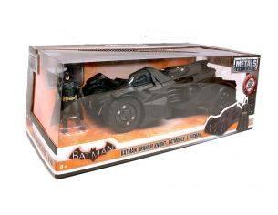 Jada JADA98037 BATMOBILE ARKHAM KNIGHT & FIGURE 1:24 Modellino