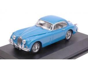Oxford OXFJAGXK150006 JAGUAR XK150 FHC BLUE 1:43 Modellino