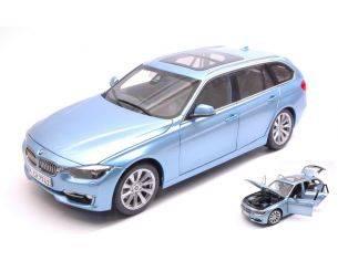 Paragon Models PAR97043 BMW F31 3er TOURING LIQUID BLUE 1:18 Modellino
