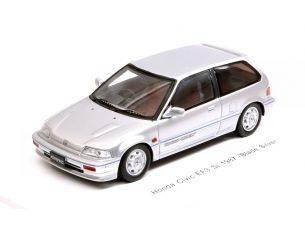 Spark Model S5450 HONDA CIVIC EF3 Si 1987 SILVER 1:43 Modellino