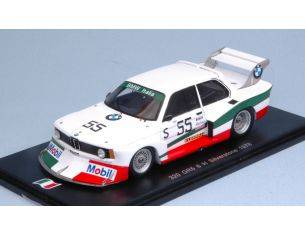 Spark Model SI004 BMW 320 TURBO GR.5 N.55 6 H SILVERSTONE 1978 G.FRANCIA-C.FACETTI 1:43 Modellino