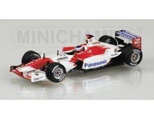 Minichamps PM400030020 TOYOTA O.PANIS '03 1:43 Modellino