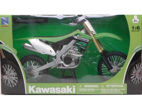 New Ray NY49403 KAWASAKI KX450F 1:6 Modellino