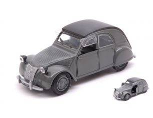 New Ray NY50893 CITROEN 2 CV 1952 1:32 Modellino