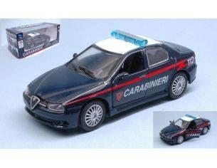 New Ray NY55003AR ALFA ROMEO 156 CARABINIERI 1:32 Modellino