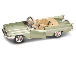 Hot Wheels LDC92748 CHRYSLER 300 F 1960 LIGHT GREEN METALLIC 1:18 Modellino