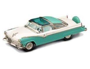 Hot Wheels LDC94202GN FORD CROWN VICTORIA 1955 GREEN 1:43 Modellino