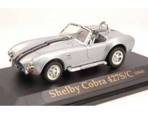 Hot Wheels LDC94227 SHELBY COBRA 427/C 1964 1:43 Modellino