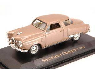 Hot Wheels LDC94249BR STUDEBAKER CHAMPION 1950 BRONZE MET.1:43 Modellino